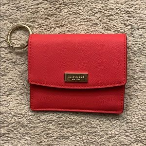 Kate Spade New York Hot Pink Coin Purse Wallet